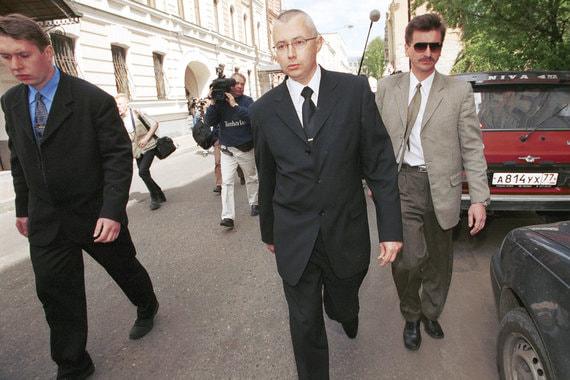 normal 1dhd Создатель НТВ, советник Ельцина. Чем запомнится Игорь Малашенко