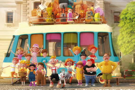 «В заложниках оказались производители мультфильма и дети». Открытое письмо прокатчиков «Гурвинека»