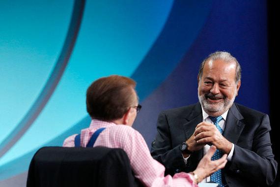 Карлос СлимСостояние: $64 млрдИсточник состояния: телекоммуникационная индустрияГражданство: Мексика