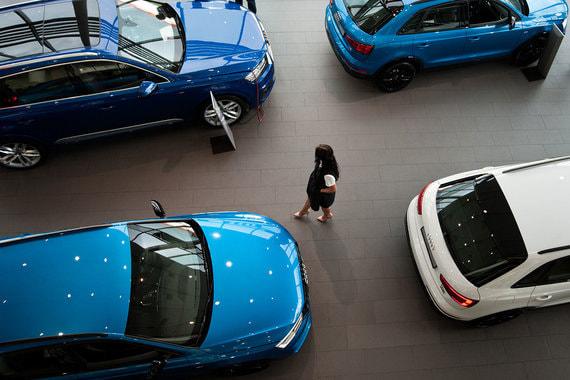 8618d545b1b17 Продажи автомобилей в России упали впервые за два года – ВЕДОМОСТИ