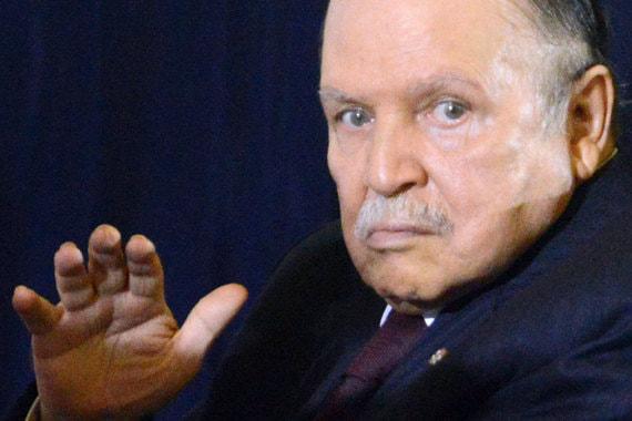 Кому Бутефлика даст право добывать нефть и газ в Алжире