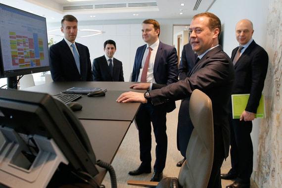 Орешкин объяснил переезд трех министерств в «Москва-сити»