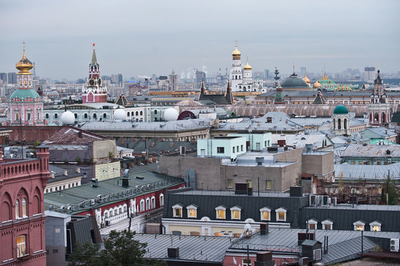 Почему дорогое жилье в Москве можно строить только в центре