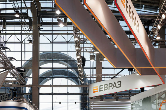 normal 1m28 Структура Абрамовича продаст акции Evraz почти на $100 млн