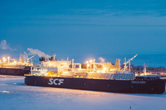 normal 1skl «Новатэку» могут не понадобиться танкеры от верфи «Звезда»