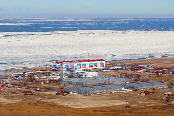 normal 1eds «Газпром» начал разработку нового месторождения на Ямале