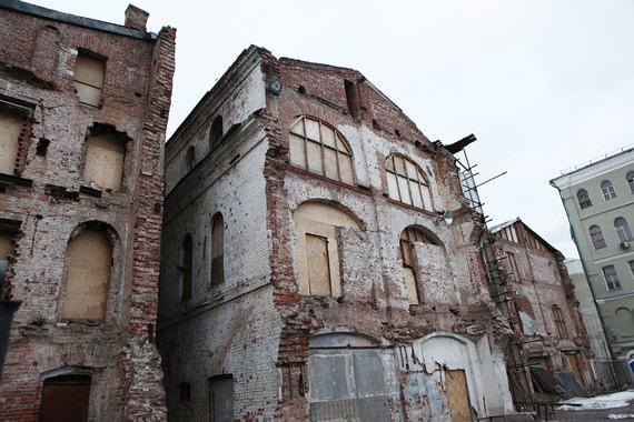 normal 1ryh «Интеко» построит комплекс апартаментов рядом с Кремлем