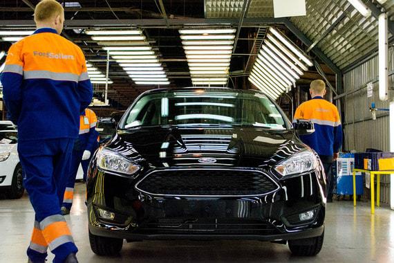 Ford и Соллерс создадут новое СП для выпуска автомобилей Ford Transit
