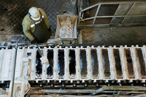 normal 1oa0 UC Rusal запустила на полную мощность первую очередь Богучанского алюминиевого завода