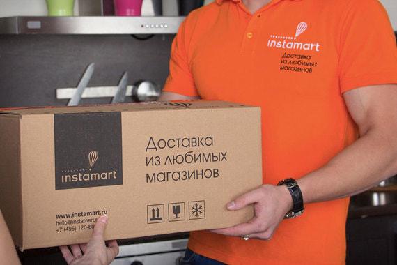 Сервис доставки из супермаркетов Instamart привлек 500 млн рублей