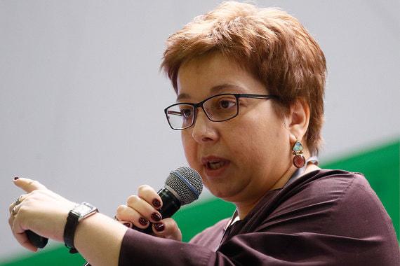 Учредитель благотворительного фонда «Вера» Анна Федермессер на выборах в Мосгордуму может выдвинуться по округу № 43