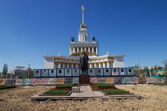 Реконструкция на 100 млрд рублей. Как изменится ВДНХ