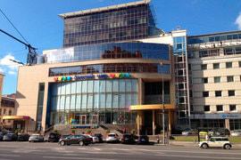 Бизнес-центр «Тропикано»