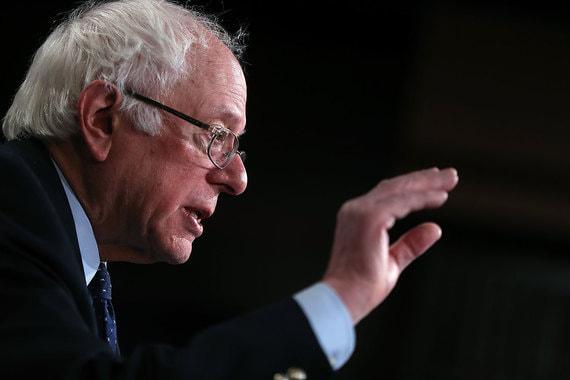 Берни Сандерс – серьезный соперник Трампа на выборах 2020 года