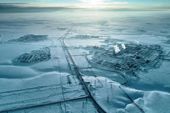 «Газпром нефть» готовит новый мега проект в Арктике