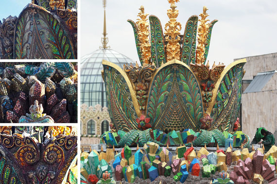 normal 1d8y «Не вышел «Каменный цветок»: как выглядит знаменитый фонтан ВДНХ после реставрации