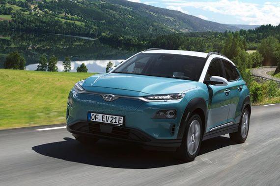 Электромобили Hyundai и Kia: Езда без выхлопа