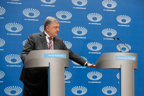 Избрание президентом Украины Владимира Зеленского практически неизбежно
