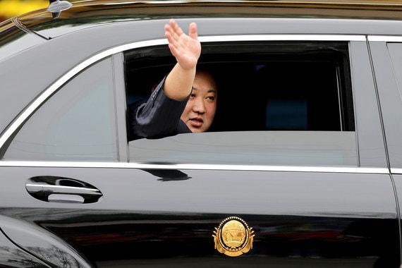 Встреча лидеров России и КНДР не помешает переговорам Пхеньяна с США
