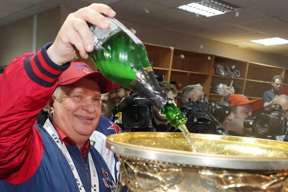 normal rws Хоккейный ЦСКА – сильнейший клуб России. Впервые за 30 лет