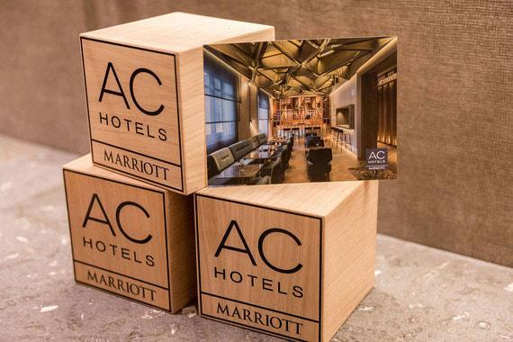 В бывшем здании клуба Б2 откроется отель AC Hotels by Marriott