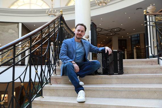 Баянист Айдар Гайнуллин: «Даже Ростропович был поражен возможностями этого инструмента»