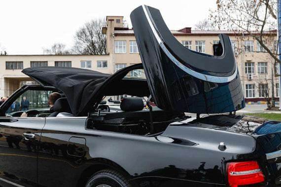 Мантуров назвал приблизительную стоимость седана Aurus Senat