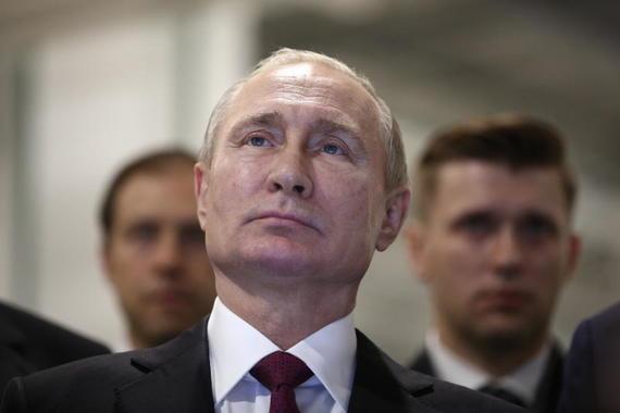 normal 1397 Путин поручил добиться участия всей российской команды в Олимпиаде 2020