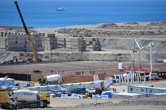 normal 1qlx «Росатому» пришлось дважды переделывать фундамент под первым энергоблоком турецкой АЭС