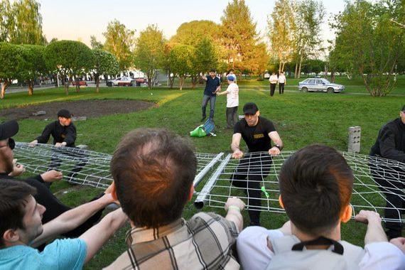 Проект храма в Екатеринбурге, против которого протестуют местные жители. Фотографии