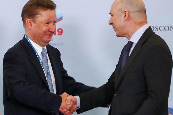 normal 1rbl «Газпром» и Минфин достигли компромисса в споре о дивидендах