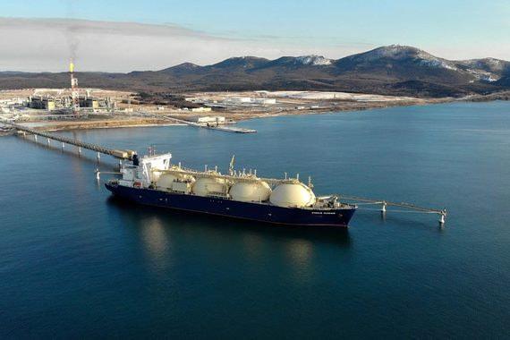 normal 13g7 Рост производства СПГ и возобновляемая энергетика признаны вызовами для России