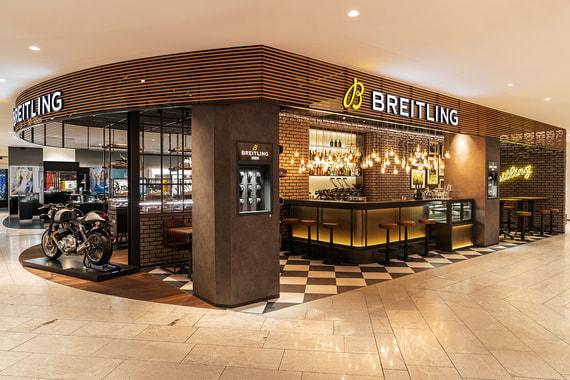 normal 1bn3 Первый бар бутик Breitling открылся в Цюрихе