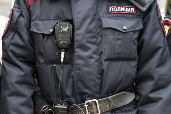 Полицейские тестируют переносные камеры для распознавания лиц