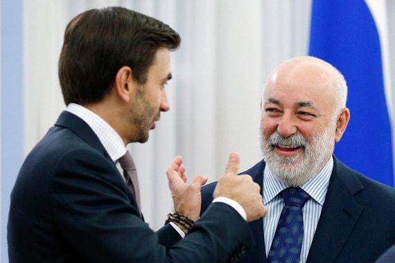 normal 1qpq Компания Вексельберга подала иск к Абызову на 33,63 млрд рублей