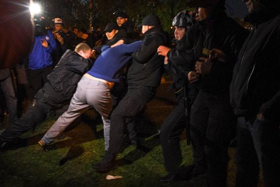 В Страсбургский суд подана первая жалоба от участника протестов в Екатеринбурге