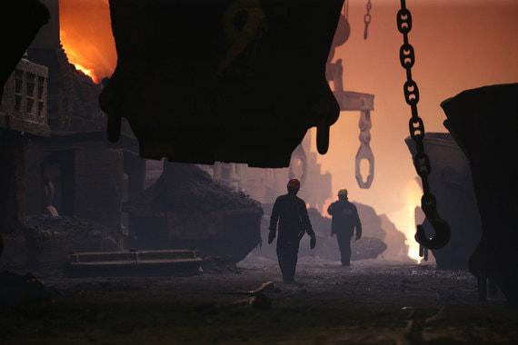 Рост промышленного производства ускорился до двухлетнего максимума
