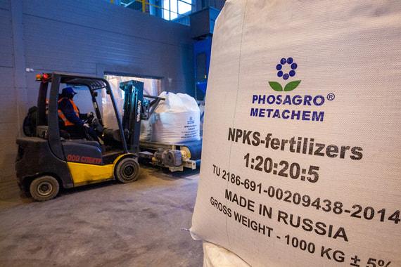 «Фосарго» заменит североафриканские удобрения на европейском рынке