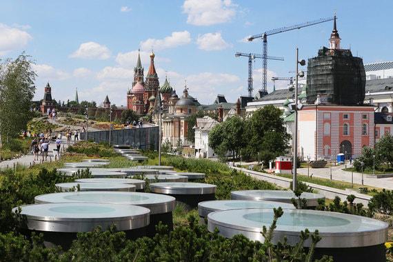 «Киевская площадь» хочет привести люксовый бренд Raffles в Россию