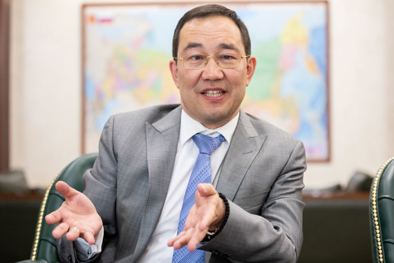 Глава Якутии: «Глобальное потепление делает Якутию доступнее для многих проектов»