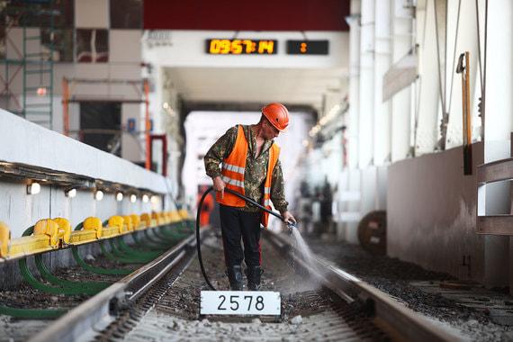 normal 15b4 Как выглядят новые станции Сокольнической линии метро