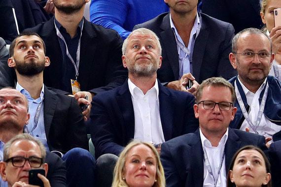 normal 3v Эмоции Абрамовича и его сына на финале Лиги Европы. Фотографии