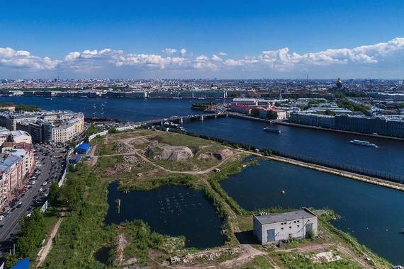 Каким будет новый парк в Петербурге
