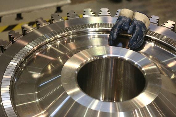 normal w0t Итальянская Ansaldo будет производить в России большие газовые турбины
