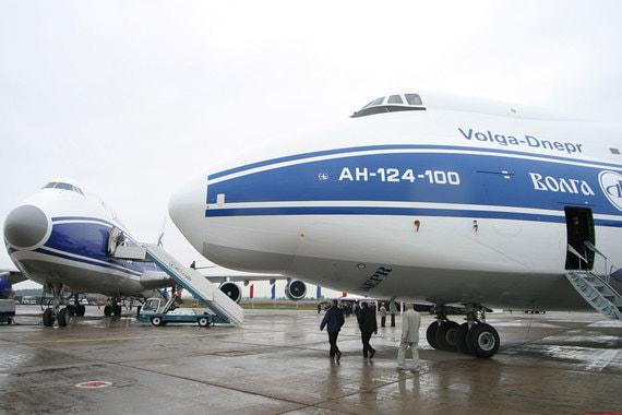 normal 1rbc Авиакомпания «Волга Днепр» рискует лишиться грузовых самолетов «Руслан»