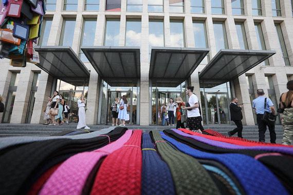 ВЭБ.РФ может потерять универмаг «Цветной» в центре Москвы