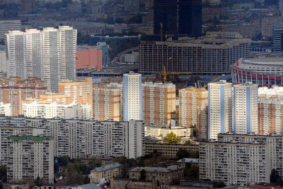 Спальным районам Москвы обещано благоустройство