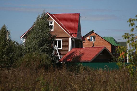 Более 1,1 млн прав на дома и участки зарегистрировано по «дачной амнистии» в Московской области