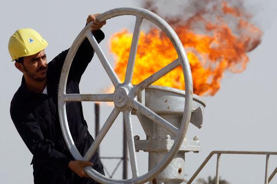 normal 10sa «Газпром нефть» интересуется газом в Ираке
