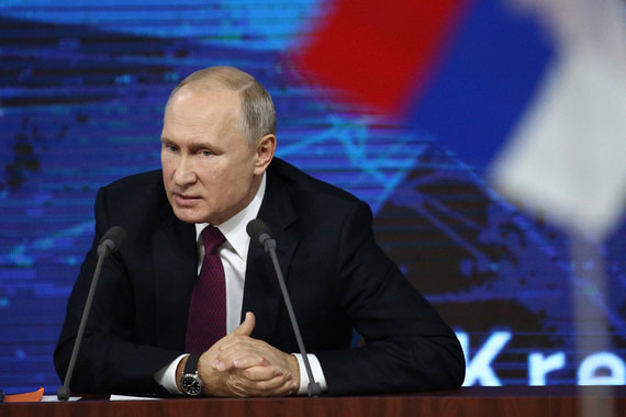 Путин уволил двух генералов МВД за дело Голунова